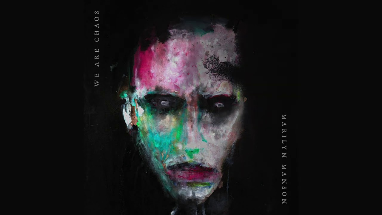 Marilyn Manson - RED, BLACK AND BLUE (Official Audio)