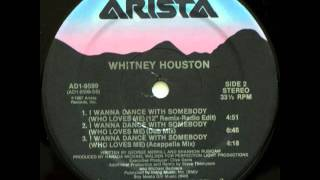 Whitney Houston - I Wanna Dance With Somebody (Who Loves Me) (Dub Mix)