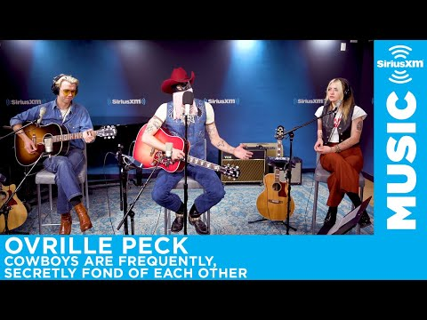 Orville Peck - Cowboys Are Frequently, Secretly Fond of Each Other (Cover) [LIVE @ SiriusXM]