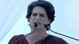 'Talk about India, not Pakistan,' Priyanka Gandhi slams BJP's poll campaign