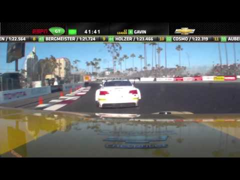 2012 Long Beach Race Broadcast - ALMS - Tequila Patron - ESPN - Racing - Sports Cars - USCR