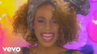 Whitney Houston - How Will I Know (Official Music Video)