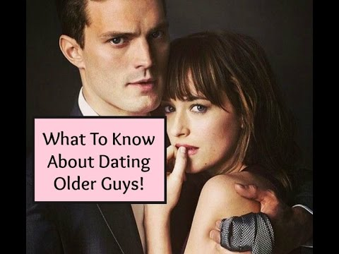 What to do when dating a older girl