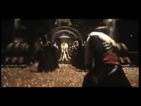 Prince Nuada -  Atrocity - Cold Black Days