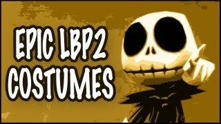 Epic Custom LBP2 Costumes