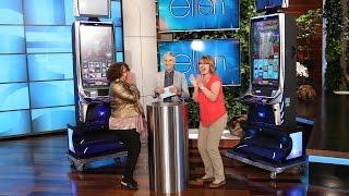 Slap Ellen's Face!