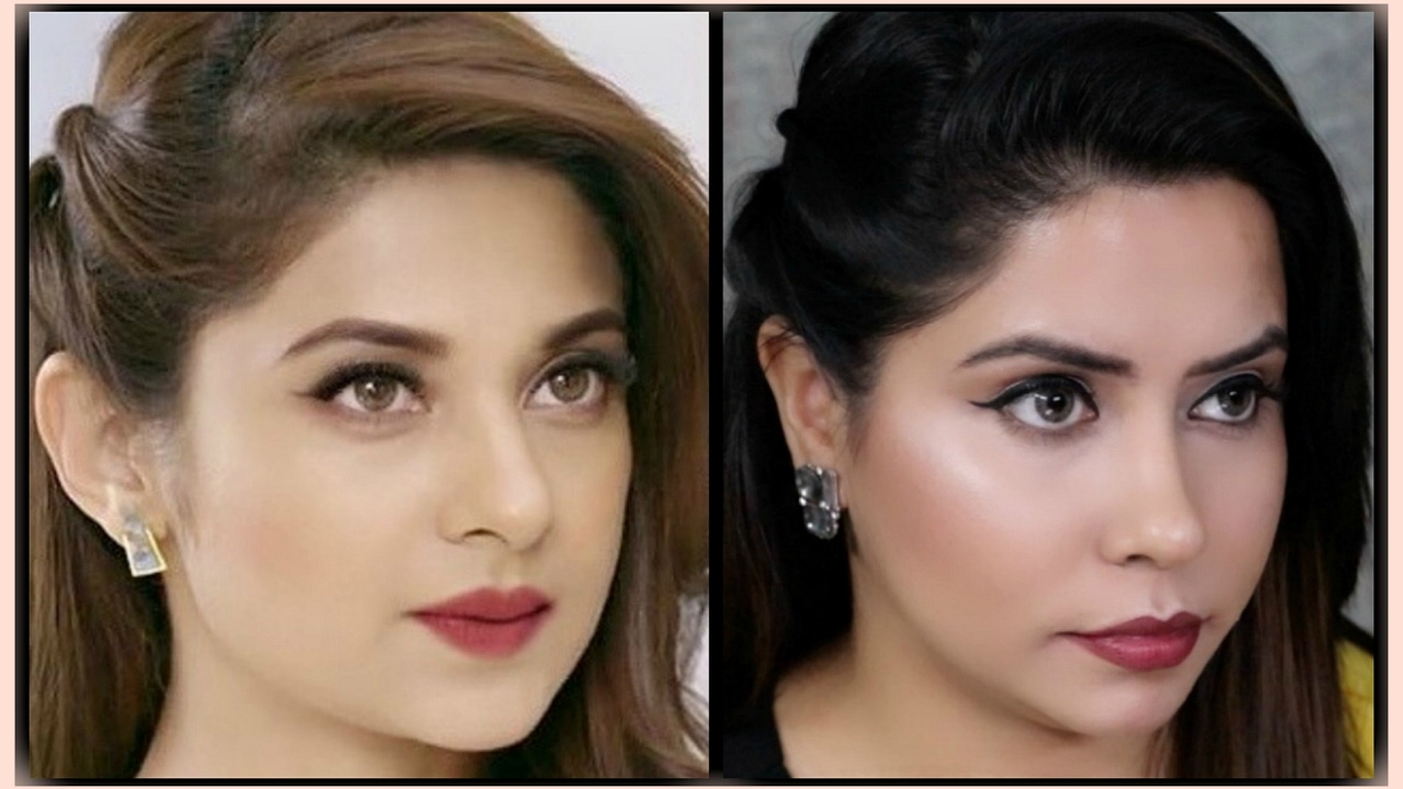 M Style Hair Ss15: Maya- Beyhadh (Jennifer Winget) Inspired Makeup / Hair