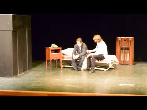 West Seattle Drama Department: Rhinoceros (Scene 3)
