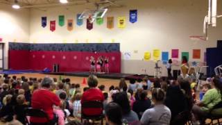 The Dance Crew: Winfield Scott Talent Show 2013