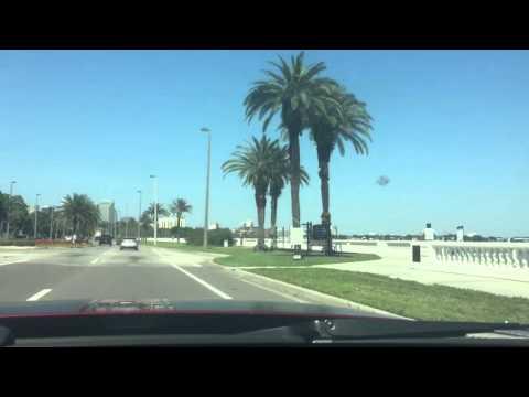 Tampa Bayshore drive