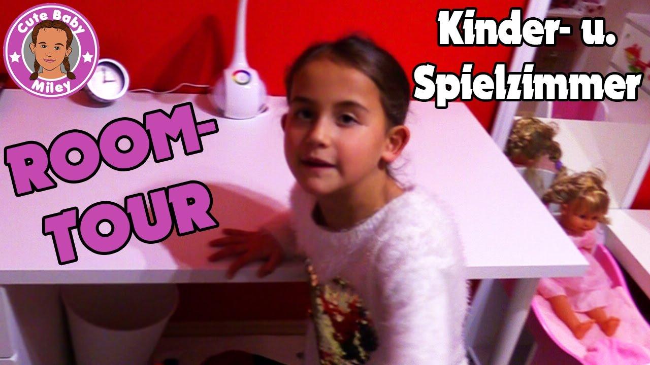Neue ROOMTOUR Mileys Zimmer und Spielzimmer update ...
