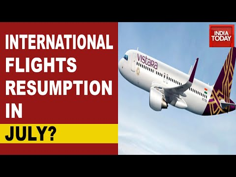 international-flights-breaking:-govt-may-give-nod-for-resumption-of-international-flights-by-july