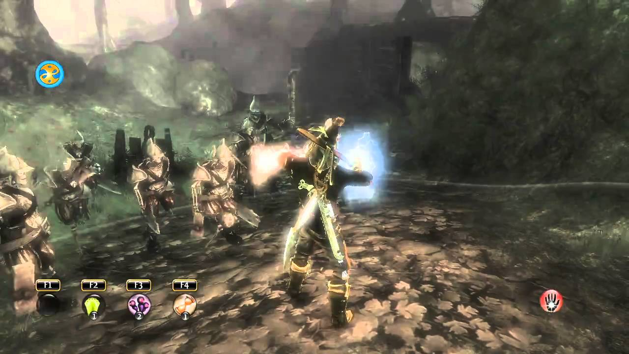 Fable 3 gameplay video part 1 (PC) - YouTube