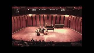 Astor Piazzolla    Verano Porteño   from Las Cuatro Estaciones Porteñas; Dziewiecka Adams Hirshfield