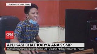 Aplikasi Chat Karya Anak SMP