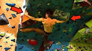 Big Moves + Techniques : The Hardest Boulder In My Gym | Analytic Bouldering