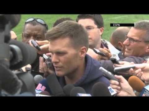 Tom Brady on Hernandez: 'It's a Very Sad Thing'