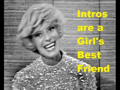 "What's My Line? - Carol Channing: ""Intros Are a Girl's ..."