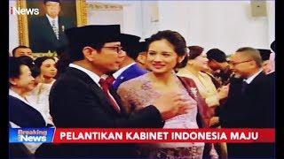 Wajah Para Istri dan Suami dari Menteri Kabinet Indonesia Maju Part 04 - Breaking iNews 23/10