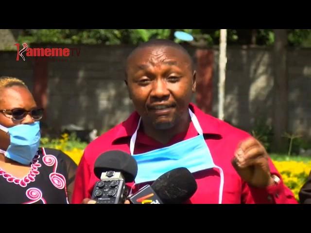 Mateta ma uheani wa iria na kimenyano Nakuru