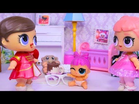 Барби Балерины Лол Сюрприз Куклы Первый Балет Сольный Игрушка Видеоиз YouTube · Длительность: 13 мин18 с