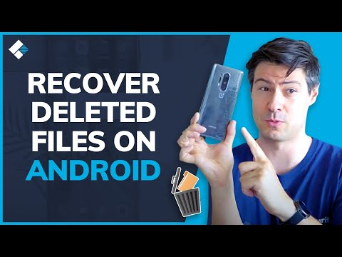 How To Recover Deleted Files On Android Phone/SD Card?