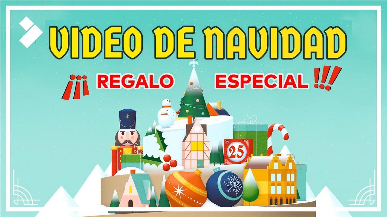 Hacer Un Video De Navidad Con Fotos Y Música Regalo Especial De Navidad Youtube