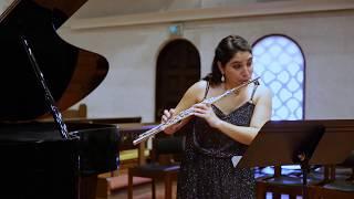 Concierto para Flauta y Orquesta, Mvt. 1 by Roberto Peña Quesada