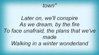Macy Gray - Winter Wonderland Lyrics