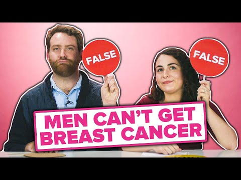 Couples Play True or False: Breast Cancer Facts Edition // Presented by BuzzFeedVideo & CDC