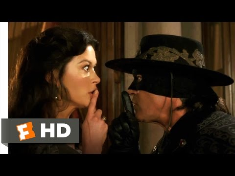 The Legend of Zorro (2005) - A Definite Maybe Scene (4/10) | Movieclips
