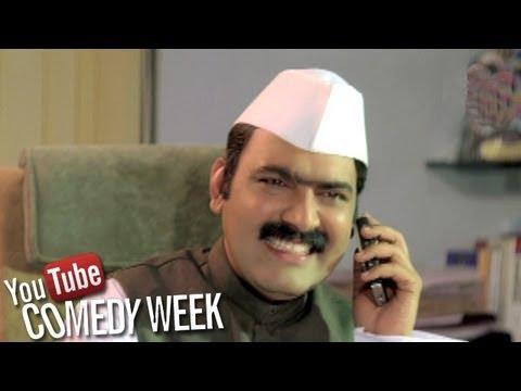 Makarand Anaspure as Mantri - Khurchi Samrat, Jukebox - 4, Comedy Week