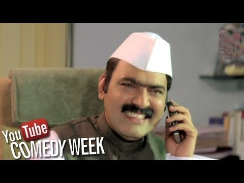 Makarand Anaspure as Mantri - Khurchi Samrat, Jukebox - 4, Comedy Week