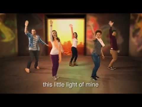 This Little Light - Motion & Lyric Video