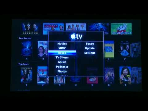 Apple TV Hacking 101 -EP1- Boxee & XBMC