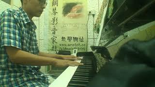 【all-of-me】喔~毆服秘伴奏實錄小楊鋼琴