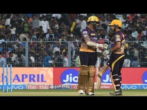 IPL 2017: Kolkata Knight Riders ride Gambhir, Narine heroics to register win over Kings XI Punjab