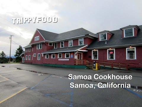 Samoa Cookhouse, Samoa CA - Trippy Food Episode 109