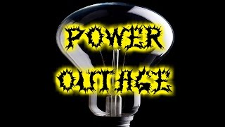"""Power Outage"" Creepypasta 