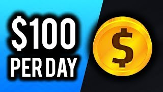 Earn $100+ Per DAY For FREE! 💻 Step By Step Guide To MAKE MONEY ONLINE!