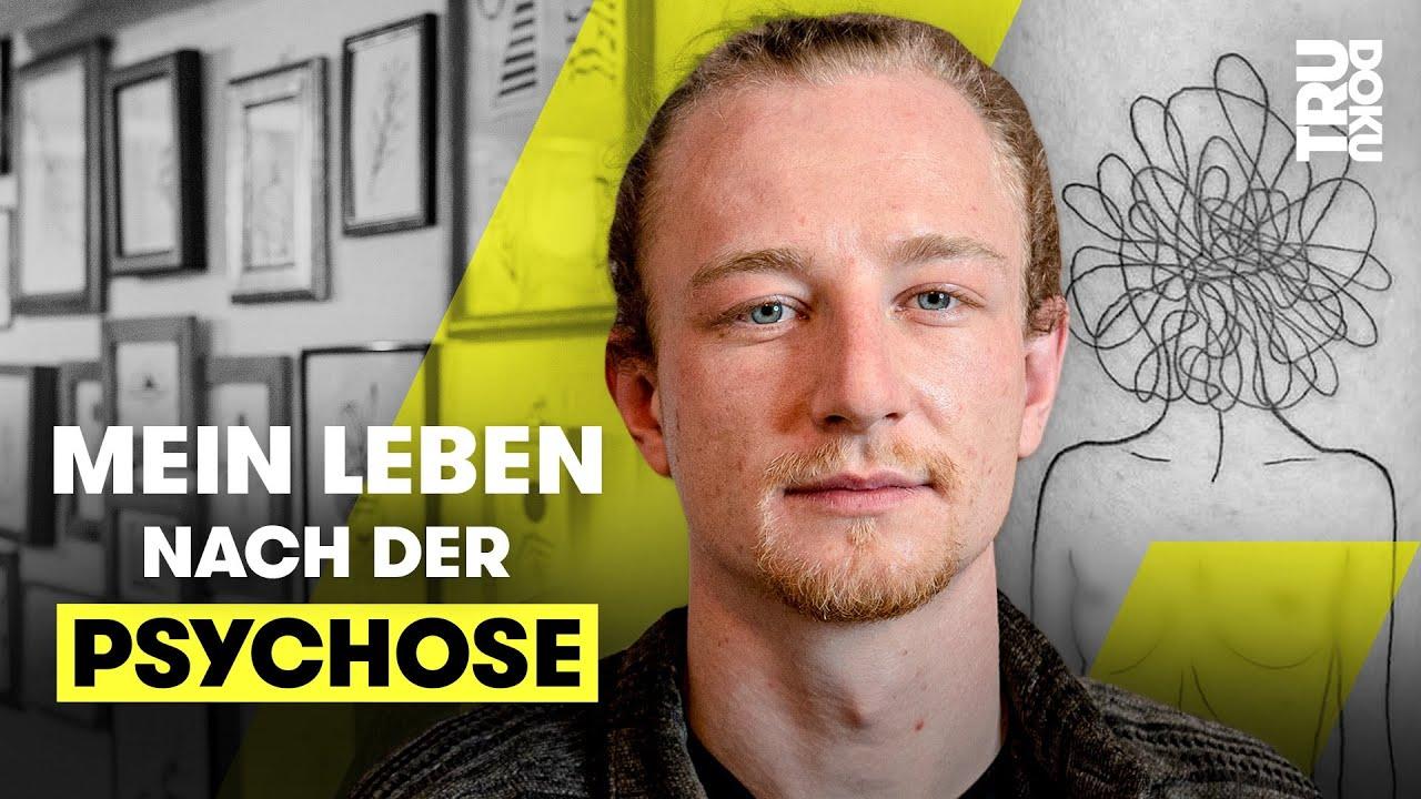 Psychose durch Drogen: Florian (25) über seinen Neuanfang I TRU DOKU