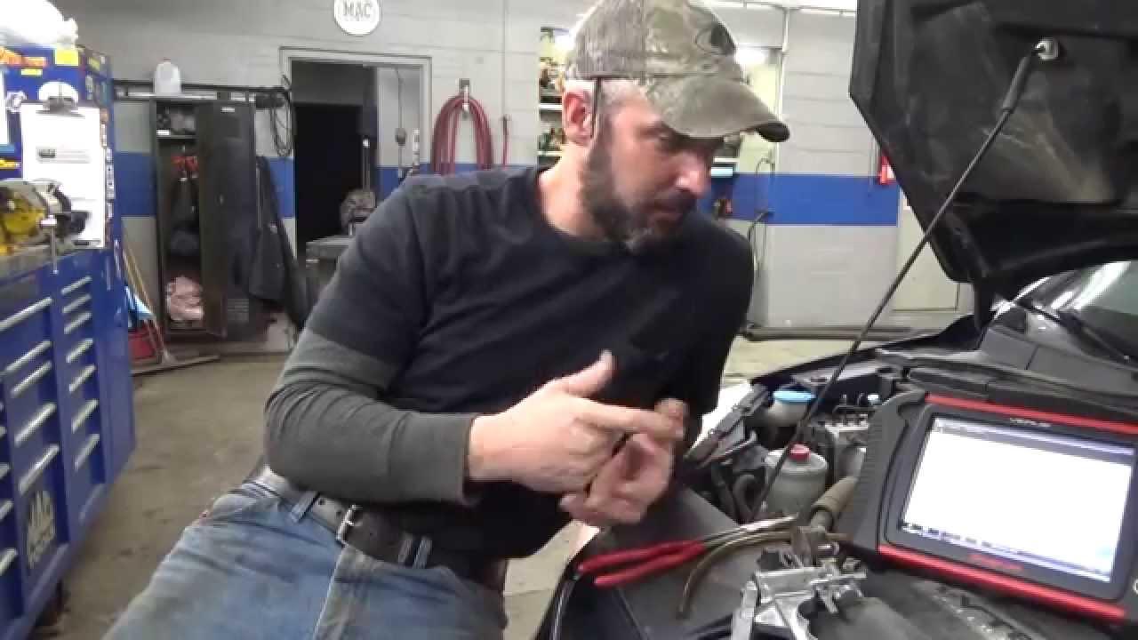 Ford 2 5 Liter Engine Diagram Evap Trouble Codes P145c And P0497 Honda Crv Youtube