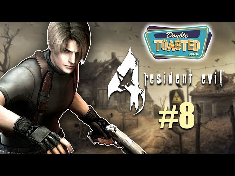 RESIDENT EVIL 4 WALKTHROUGH PART 8 / GAMEPLAY