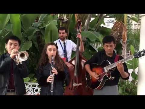 White Christmas - The JC Jazz Crew