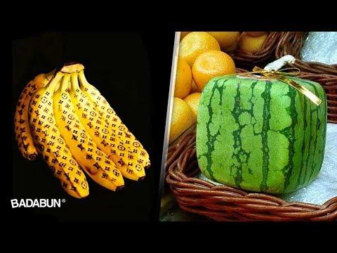 10 Frutas que solo los millonarios pueden comer