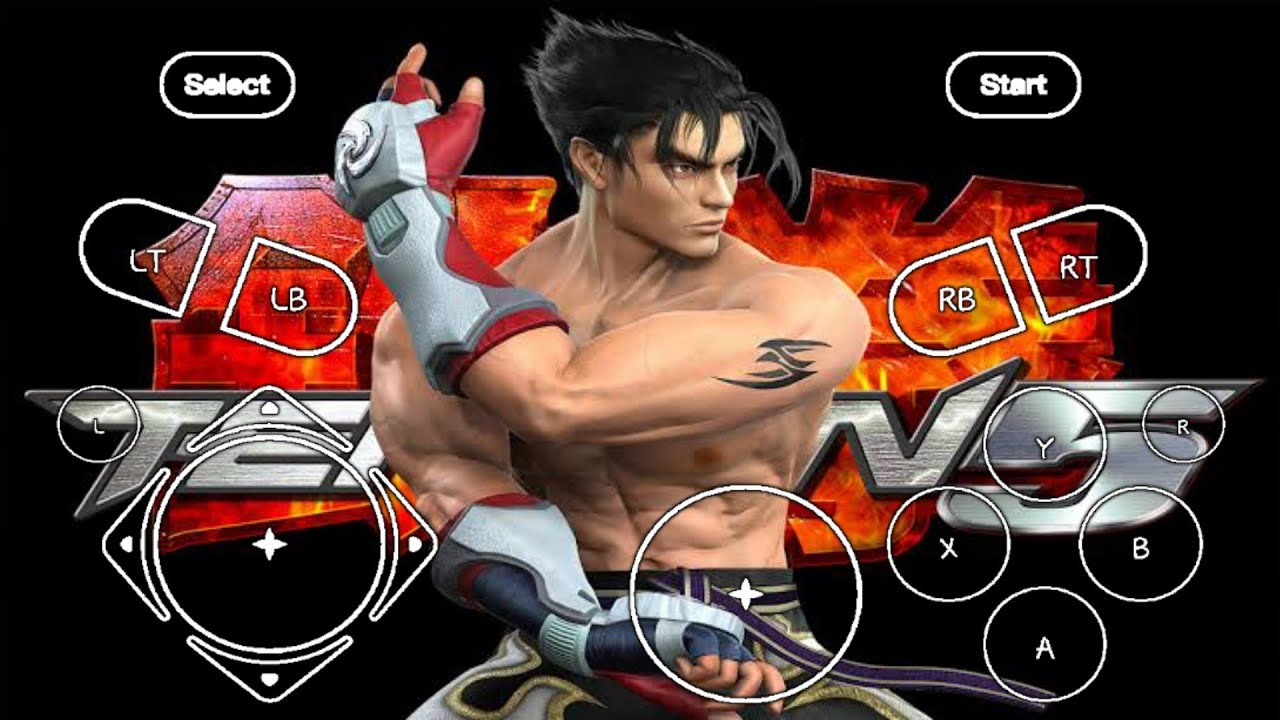 Tekken Dark Resurrection Ppsspp For Android Mediafire By Androidnew