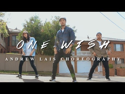 Ray J - One Wish | Andrew Lais Choreography