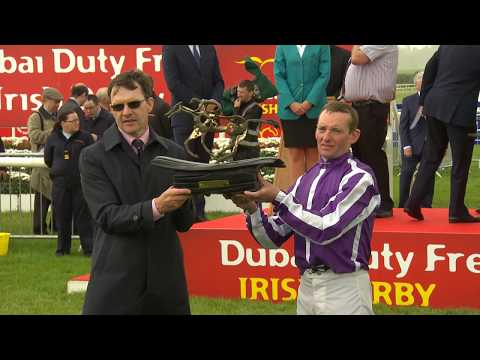 Dermot Weld on Aidan O'Brien World Record