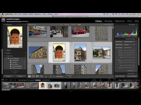 Видеоуроки по обработке фотографий