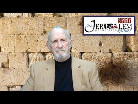 """Talk, Talk, and More Talk"" - The Jerusalem Connection Spot Report"